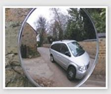 Picture for category Convex Mirrors