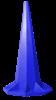 1.8m Cone Blue