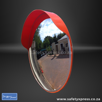 Picture of Convex Mirror 1000mm Orange