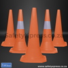 Picture of Contractor Road Cone Orange 750mm