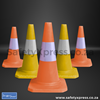 Picture of Contractor Road Cone 500mm