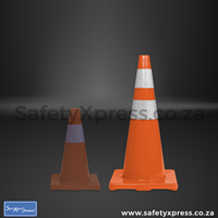 Picture of Flexi Road Cone Orange 750mm