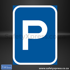 Picture for category Parking Signs