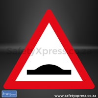 Picture of Speed Hump Road Sign