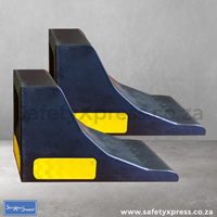Picture of Wheel Chock Small Black Per Pair