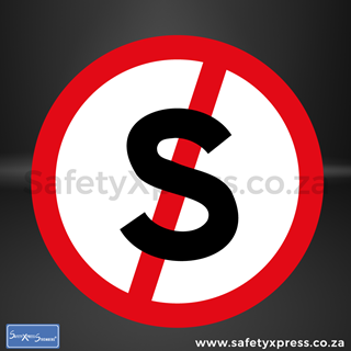 Picture of No Stopping Sign