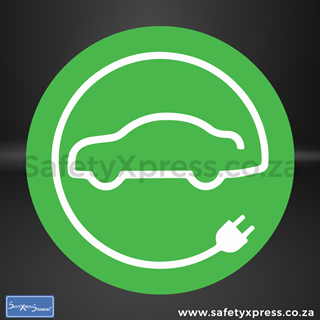 Picture of Electric Charger Sign