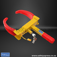 Picture of Wheel Lock Clamp