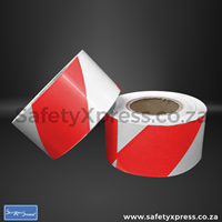 Picture of Barrier Tape Red and White