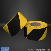 Picture of Barrier Tape Black and Yellow