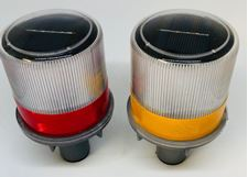 Picture for category LED Solar Cone Light