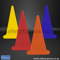 Picture of Triangular Bollard Cone