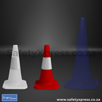Picture of Contractor Road Cone 500mm Various Colours